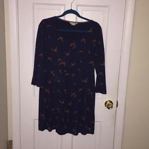 Boden bird dress